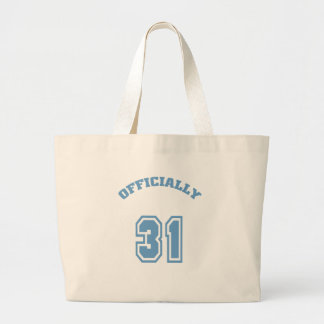 Officially 31 tote bags