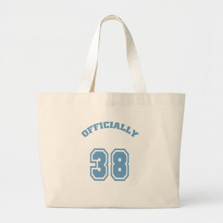 Officially 38 bag