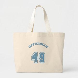 Officially 49 bag