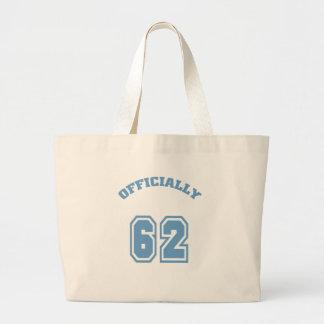 Officially 62 bag