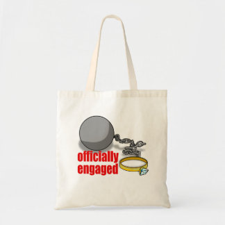Officially Engaged Bag