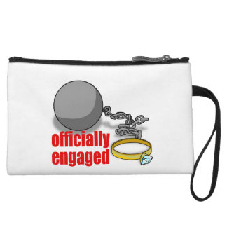 Officially Engaged Wristlet