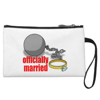 Officially Married Wristlet