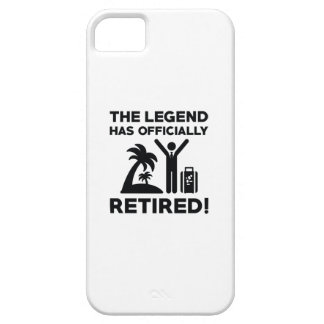 Officially Retired iPhone 5 Cases