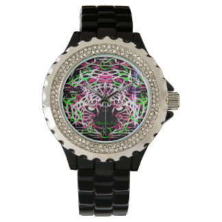 Officially Sexy Pink Panther Collection Wristwatch