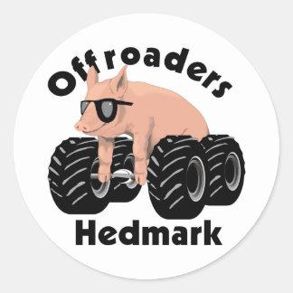 Offroaders Hedmark - Stickers