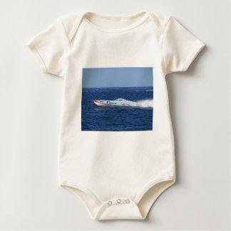 Offshore Powerboat Racer Baby Bodysuit