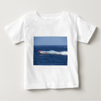 Offshore Powerboat Racer Baby T-Shirt