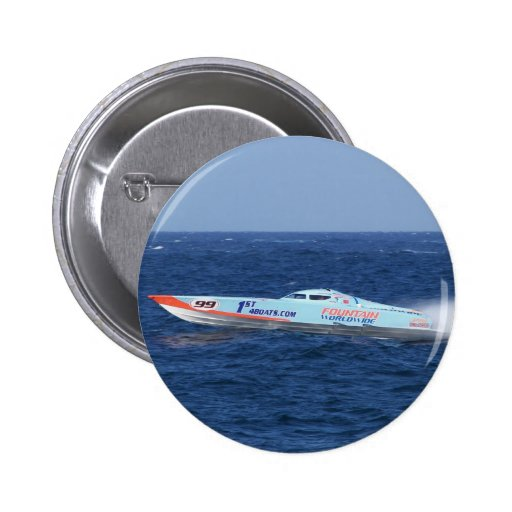 Offshore Powerboat Racer Button