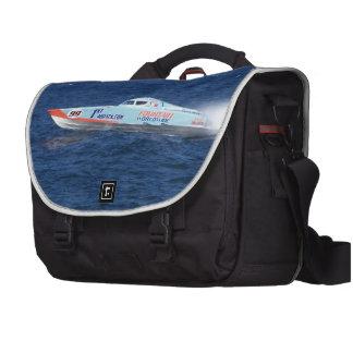 Offshore Powerboat Racer Commuter Bag