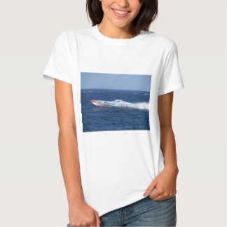Offshore Powerboat Racer T Shirt