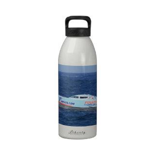 Offshore Powerboat Racer Drinking Bottle