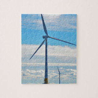 Offshore Wind Farm Jigsaw Puzzle