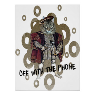 OffwPhone Poster