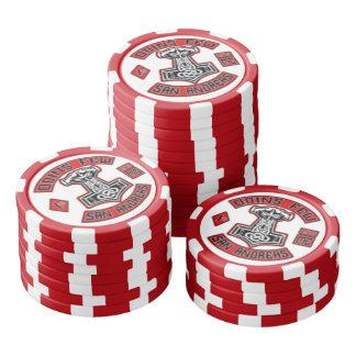 OFMC Chips Poker Chip Set