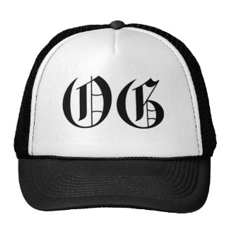 OG - Original Gangster Trucker Hat