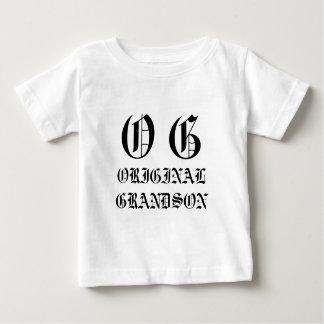 OG - The Original Grandson! Baby T-Shirt