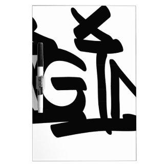 og-type-original-tag dry erase board