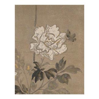 Ogata Kōrin (Japanese, 1658–1716) Letterhead