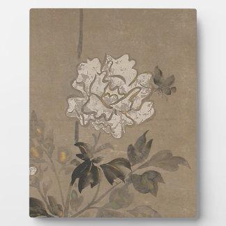 Ogata Kōrin (Japanese, 1658–1716) Plaque
