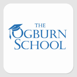 Ogburn School Sticker