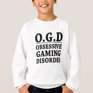 OGD Obsessive gaming disorder shirt