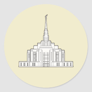 Ogden Temple labels