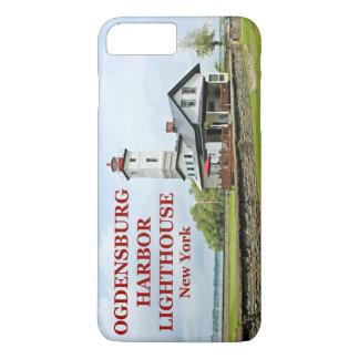Ogdensburg Harbor Lighthouse, New York iPhone 7 Plus Case