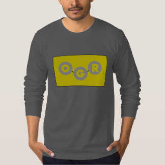 OGR 'Connect' Men's Jersey Long Sleeve Tee