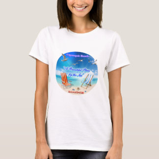 Ogunquit Beach - Beautiful Place by the Sea T-Shirt