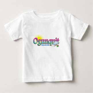 Ogunquit Maine Baby T-Shirt