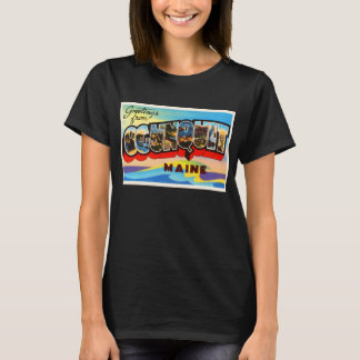 Ogunquit Maine ME Old Vintage Travel Souvenir T-Shirt