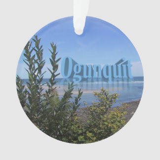 Ogunquit,Maine Ornament