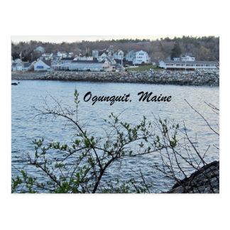 Ogunquit, Maine Postcard