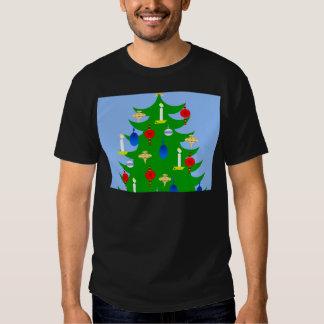 Oh arbre de Noël Tshirts