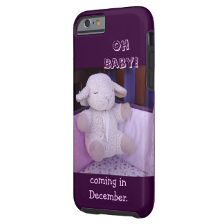 Oh Baby iPhone 6 cases Coming in December Pregnant Tough iPhone 6 Case