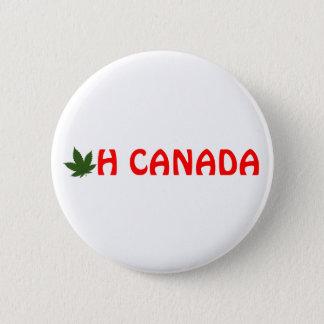 Oh Canada 2 Inch Round Button