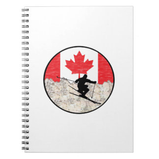 Oh Canada Notebook