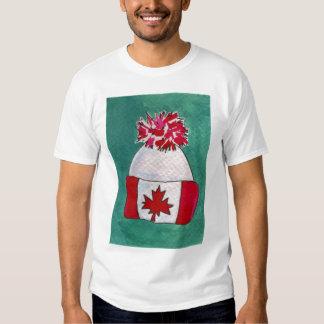 Oh Canada Olympics 2010 T-shirt