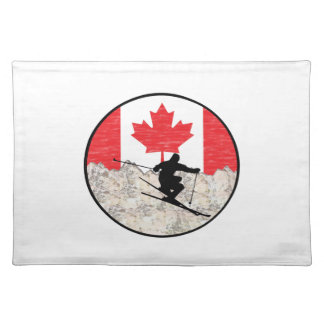 Oh Canada Placemat