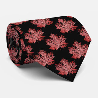 Oh Canada Tie