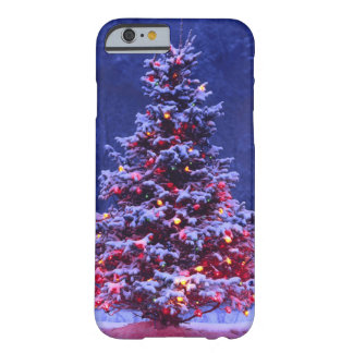 Oh Christmas Tree Barely There iPhone 6 Case