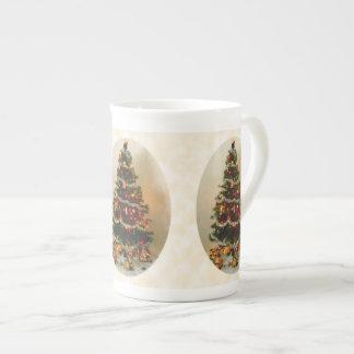 Oh, Christmas Tree Bone China Mug