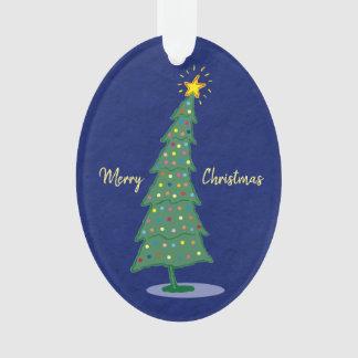 Oh! Christmas Tree Ornament