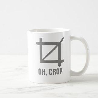 Oh Crop Coffee Mug
