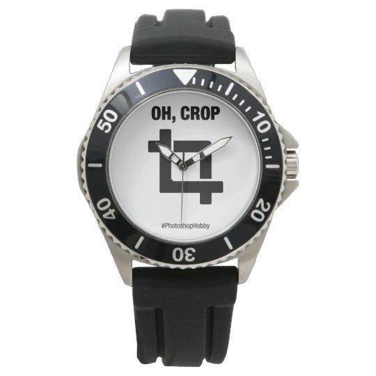 Oh, Crop Wristwatch