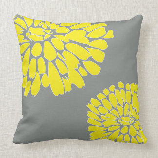 Oh Dahlia! Throw Pillow