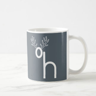 """Oh Dear (Deer)"" Puzzle Mug"