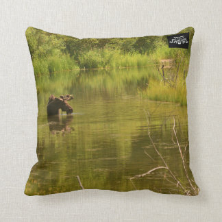 'oh dear' PIillow of Shalom Throw Pillow