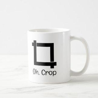 Oh édition drôle de photo de culture mug blanc